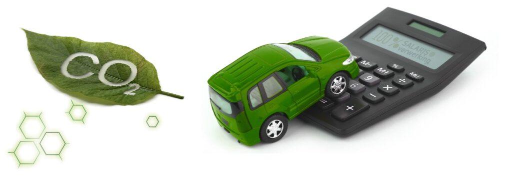 Bijtelling, auto van de zaak, Fiscale bijtelling auto, CO2-uitstootgrenzen, bijtellingspercentage, Belastingdienst