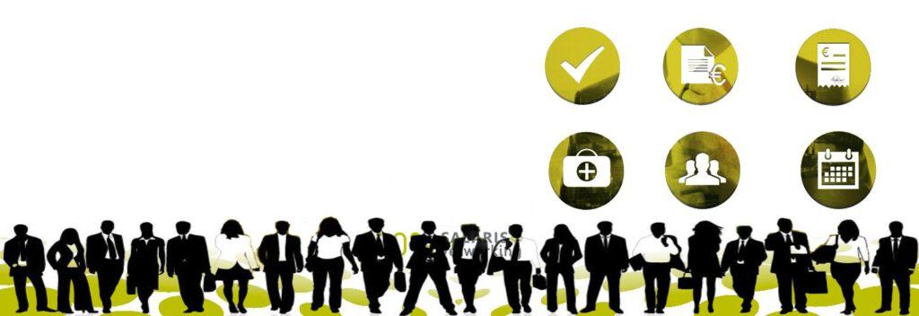 100% Salaris, 100- Salarisverwerking, 100 loon, 100 salaris, 100 loonadministratie, Salarisverwerkers, salarisverwerking,