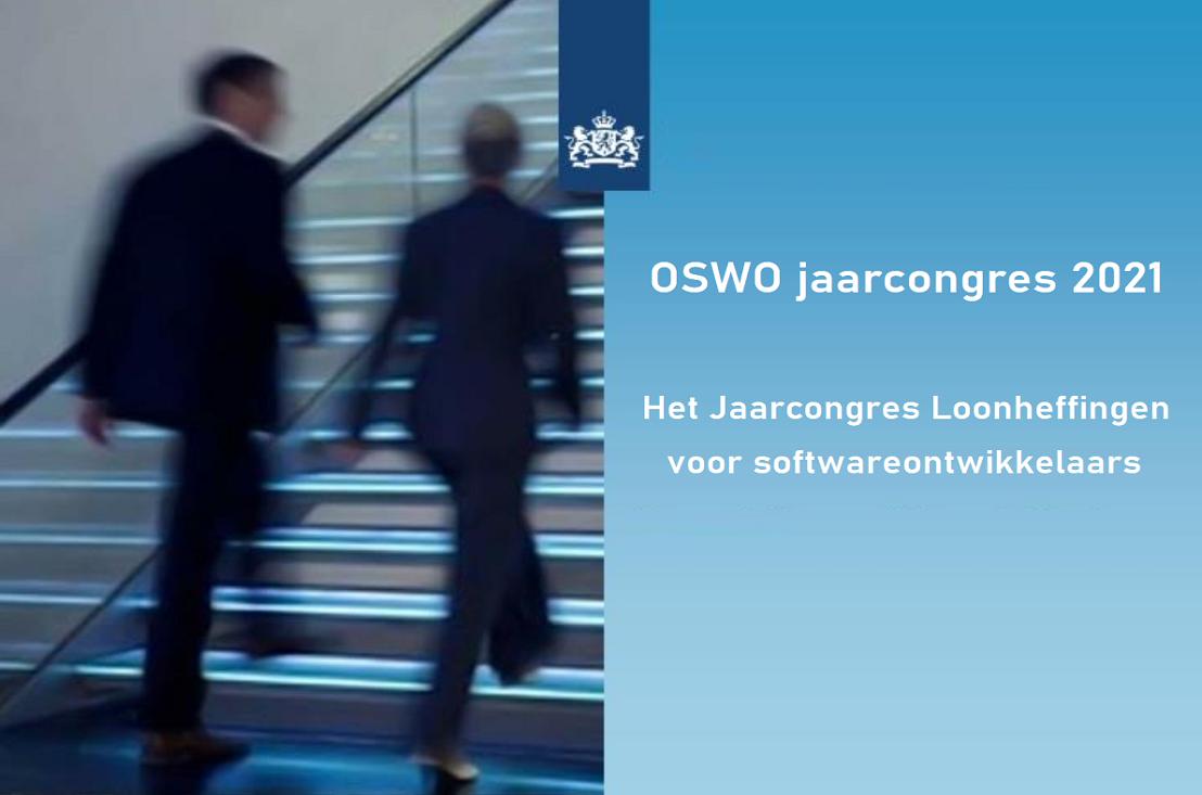 Jaarcongres OSWO 2021, loonheffingen,